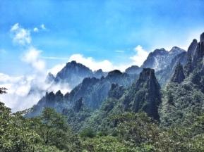 Yellow Mountain (huangshan)
