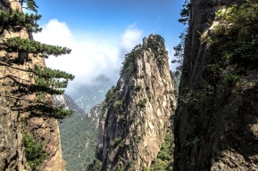 Yellow Mountaing (Huangshan)
