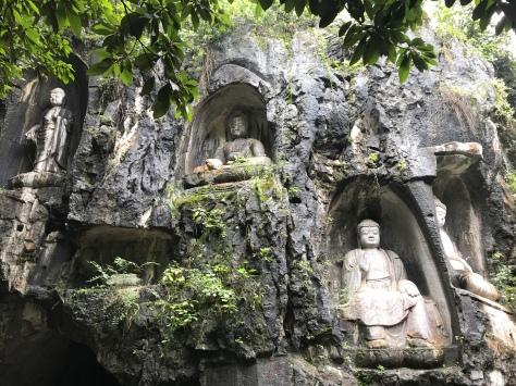 Lingyin Temple in Hangzhou