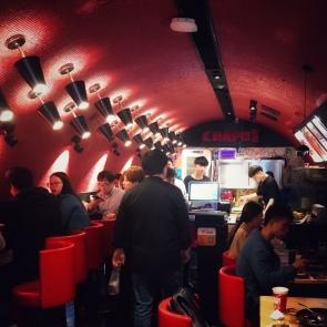 Hangzhou food court